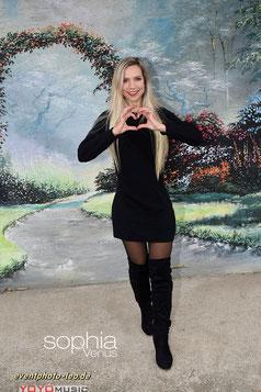 Sophia Venus / Sponsoren / Promotion