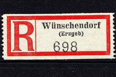 Bild: Reco Marke Wünschendorf Deutsches Reich