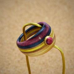 スケボー 指輪
