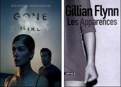 "roman adapté au cinéma (""Gone girl"")"