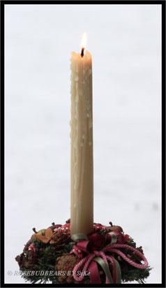 Advent Kerze