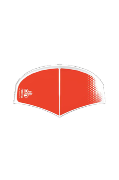 on kiteboarding windsurfer noa 5 m