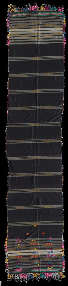 Kelim Teppich. Zürich. Antikes Seidenband aus Syrien, soie, textile antique Syrie. antique and nomad rug. tapis et kilims nomades, Zurich Suisse, www.kilimmesoftly.ch. Silk belt