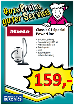 Miele C1 Special