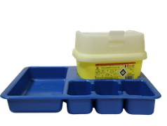 Accessoires pour conteneur à aiguilles