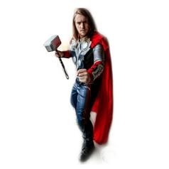 mascotte Thor