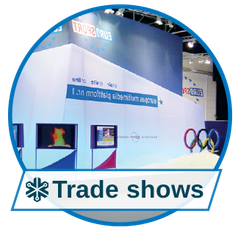 Events & Entertainment with Trade shows