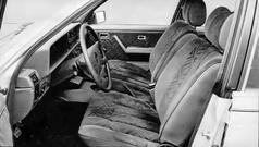 Bequem und wohldimensioniert: Commodore-Sitze