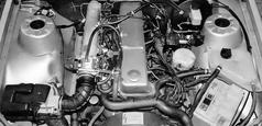 Kultiviert und temperamentvoll: Commodore-Motor