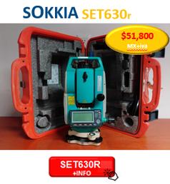 oferta sokkia set630r
