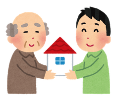 稲沢市の土地建物についての名義変更をサポートします。