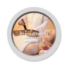 Button Klangschalen-Massage-Meditation
