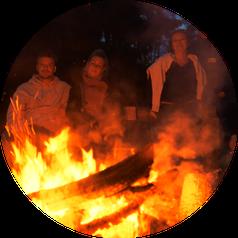 Camp Breakout Lagerfeuer - Digitale Auszeit im Ferienlager für Erwachsene