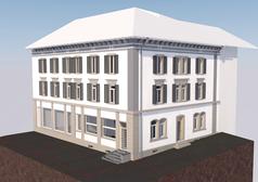 Bâtiments en 3D
