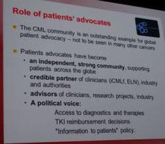 ASH 2011 LMC leucemie guerison cancer traitement espoir lmc leucémie myéloïde chronique leucemie aigue sang moelle greffe