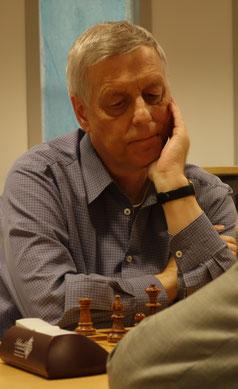 Ulrich Arnold war auch in der fünften Runde nicht zu stoppen (Foto: A. Obdenbusch)