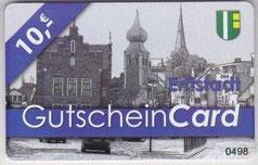 GutscheinCard der EWIG aus Erftstadt