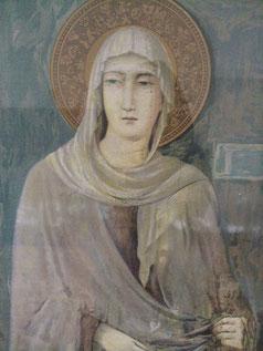 Unsere heilige Mutter Clara