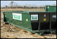 Southern Solid Waste 20 yard Roll Off Container