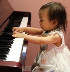 音楽教室あもーるのピアノの生徒様