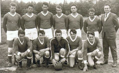 Gründungsmannschaft des SV im Jahre 1967