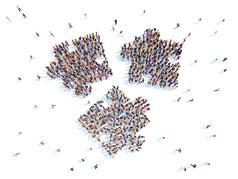 La carte des partenaires Fauvet et la sociodynamique sont essentiels en conduite du changement.