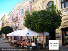 Plovdiv - eine der ältesten Städte Europas und Europäische Kulturhauptstadt 2019