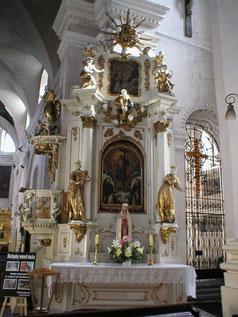 ドミニコ会修道院主イエス祭壇