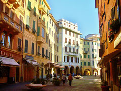 экскурсии по Генуе и Портофино с Капчевской Татьяной