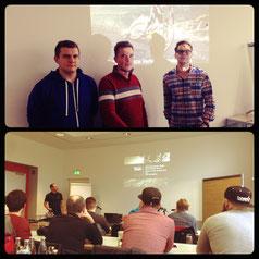 Winora Schulung am 12.01.16 für das Team aus der e-motion e-Bike Welt Nürnberg