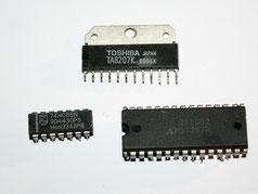 Integrierte Schaltungen, ICs