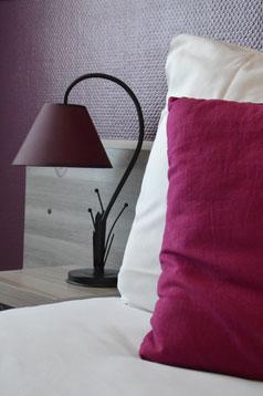 Chambres Hôtel de la Colombière** - Chalon sur Saône