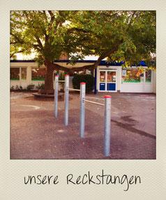 Grundschule Wiescheid Foto Reckstangen