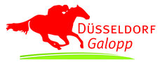 Bild: Logo Galopprennbahn Düsseldorf