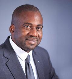 Isaac Gnamba-Yao, CEO of La Poste Ivory Coast