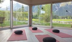 Meditation in der Leutasch