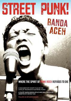 Filmposter «Street Punk! Banda Aceh»
