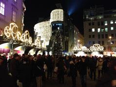 """Weihnachtsspektakel """"as usual""""..."""