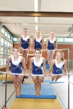 SG Kirchheim_2. Damenmannschaft nach dem Sieg am 08.11.14