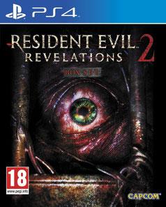 Resident Evil - Revelations 2 - Test jeu-vidéo sur PS4