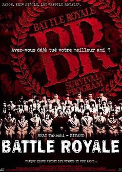 Battle Royale de Kinji Fukasaku - 2000 / Anticipation - Violent