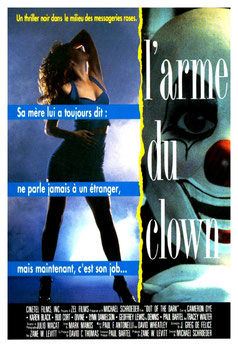 L'Arme Du Clown de  Michael Schroeder - 1988 / Horreur - Thriller