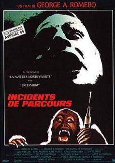 Incidents De Parcours de George A. Romero - 1988 / Horreur