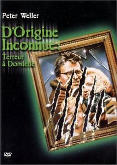 D'Origine Inconnue - Terreur A Domicile de George P. Cosmatos - 1983 / Horreur - Thriller