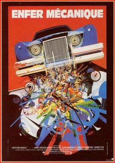 Enfer Mécanique de Elliot Silverstein - 1977 / Horreur