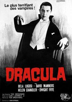 Dracula de Tod Browning - 1931 / Horreur