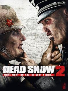 Dead Snow 2 de Tommy Wirkola - 2014 / Horreur- Gore