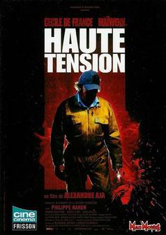 Haute Tension de Alexandre Aja - 2003 / Horreur