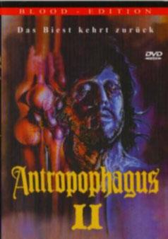 Anthropophagous 2 de Joe D'Amato - 1982 / Gore - Horreur