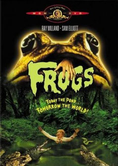 Les Crapauds / Frogs de George McCowan - 1972 / Horreur